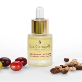 Le Caracoli – gamme cosmétique au café biologique